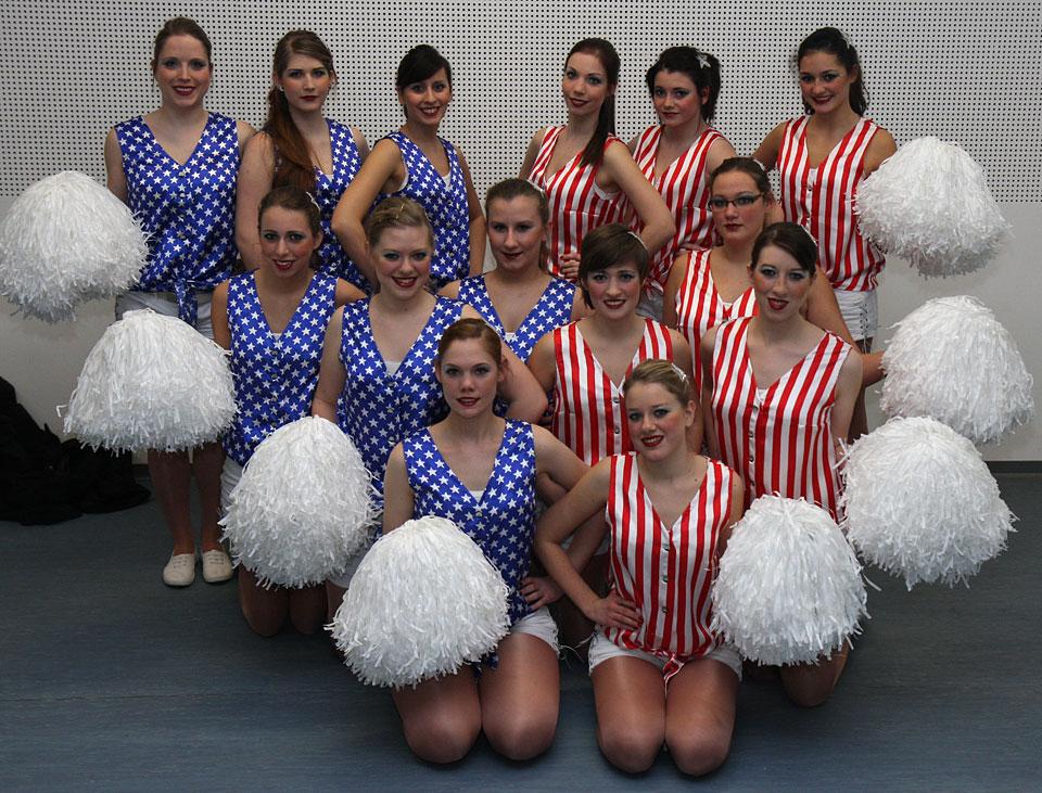 Cheerleading Hoingdibbscher
