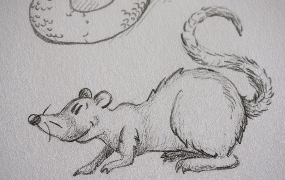 Passt schon super - Die Ratte
