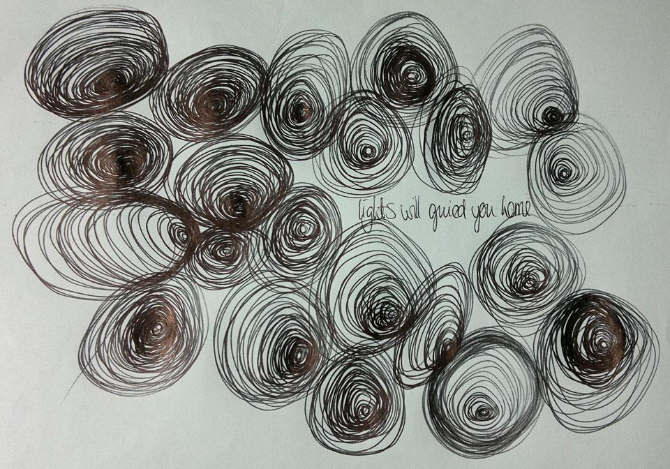 Richtig viele, wilde Kulli-Kreise