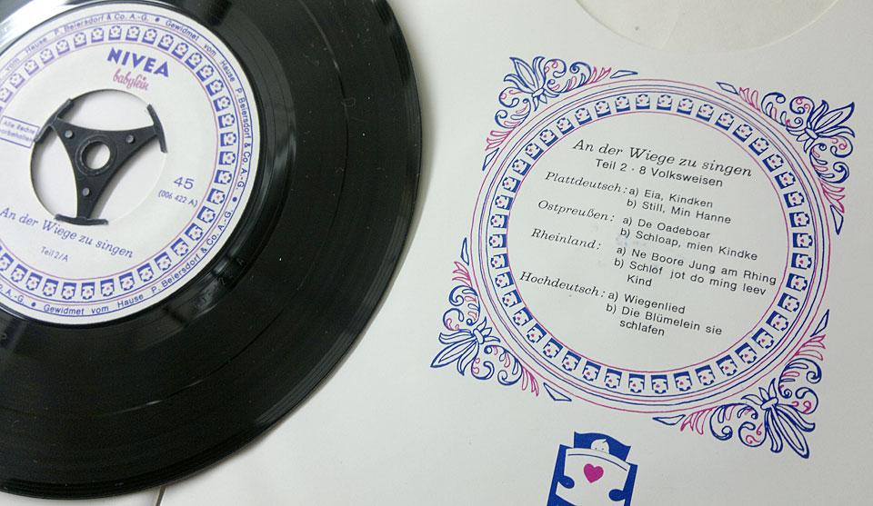 ...auf zwei Schallplatten.