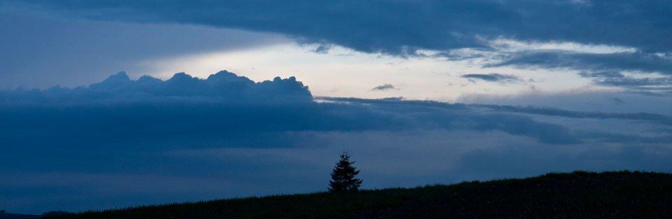 Wolkenbilder.