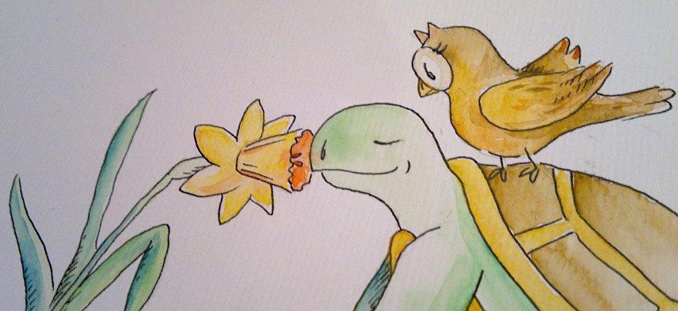 """Hmmm... Das riecht guhuut!"""