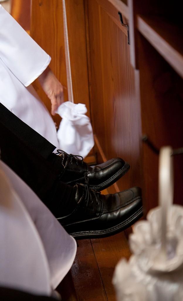 Schicke Schuhe.