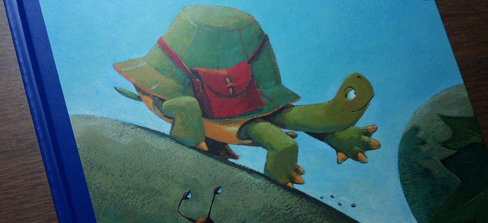 Tranquilla Trampeltreu - Illustriert von Michael Bayer