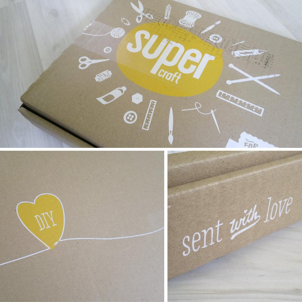 """""""Sent with Love"""" –das DIY Supercraft Kit für diesen Herbst."""