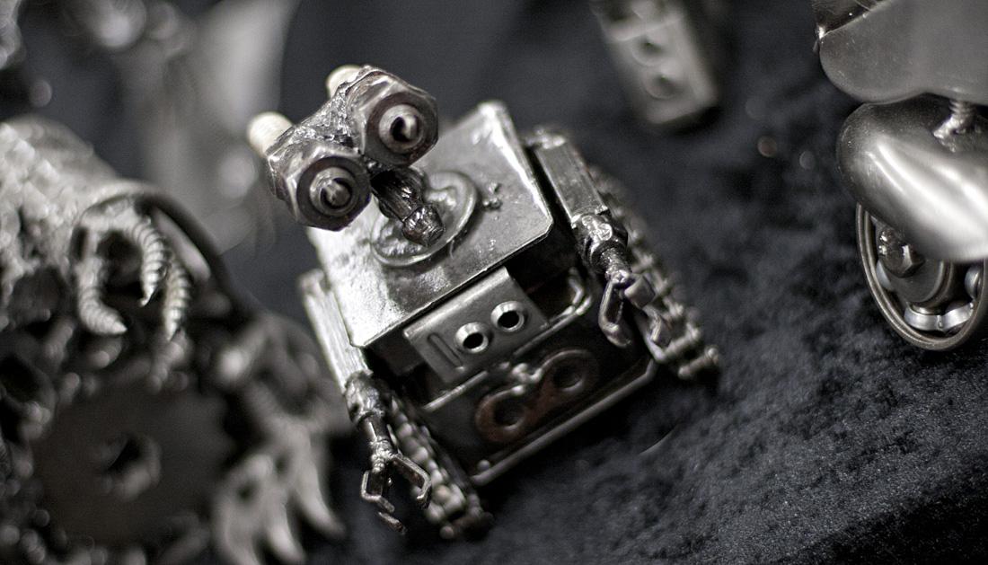 …und Wall-E.