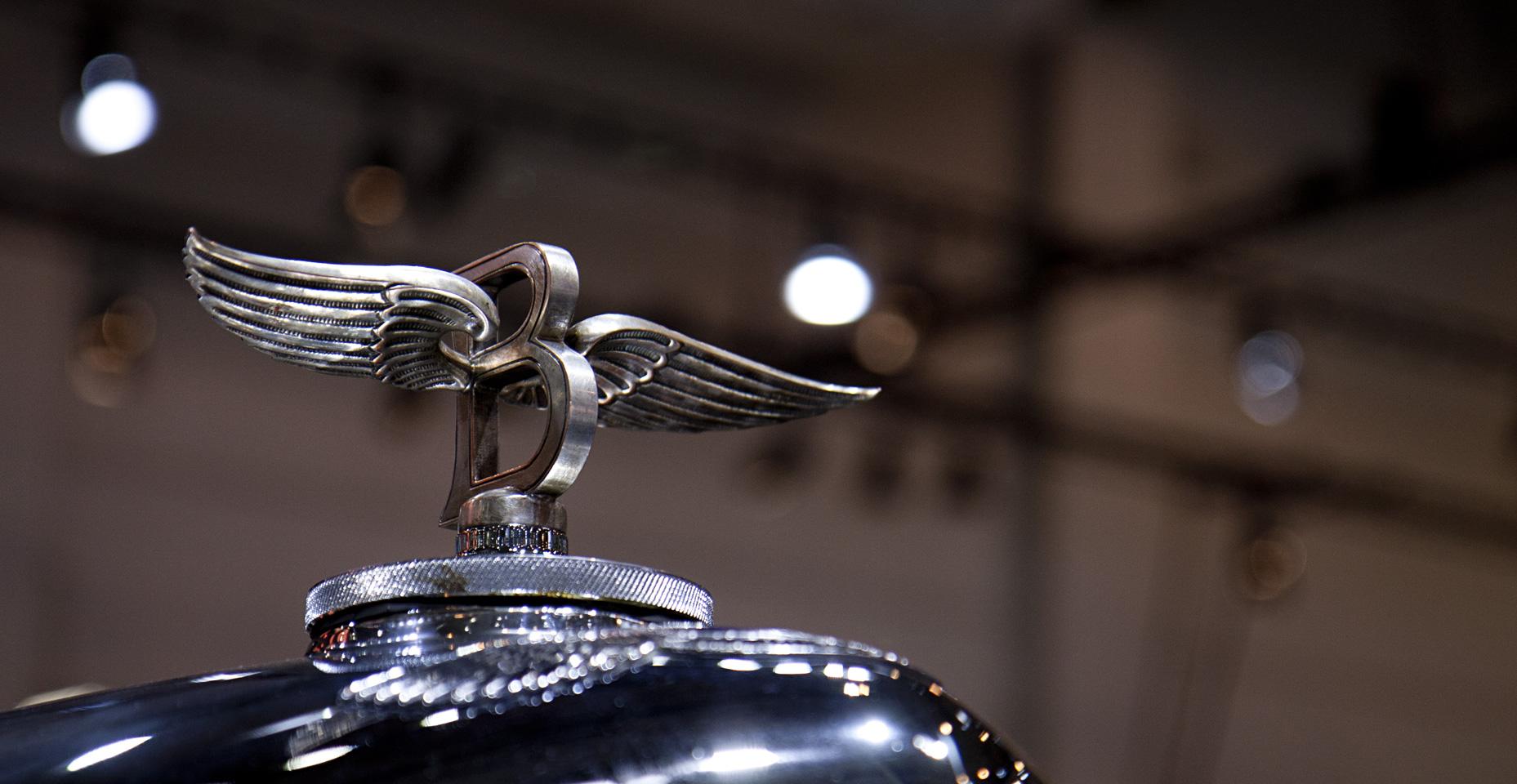 Bentley verlieht Flügel.