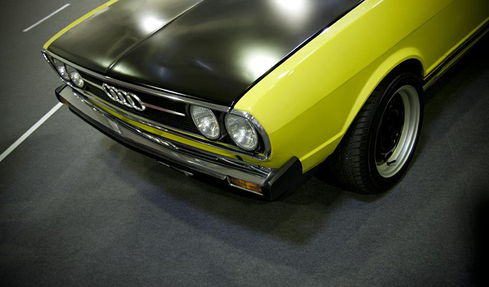 Sportlicher Audi.