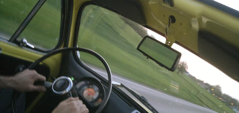 Fiat (na eigentlich Seat) 600 endlich startklar für den Sommer!
