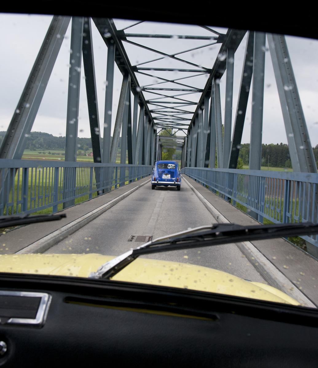 """""""Über sieben Brücken musst Du…"""""""