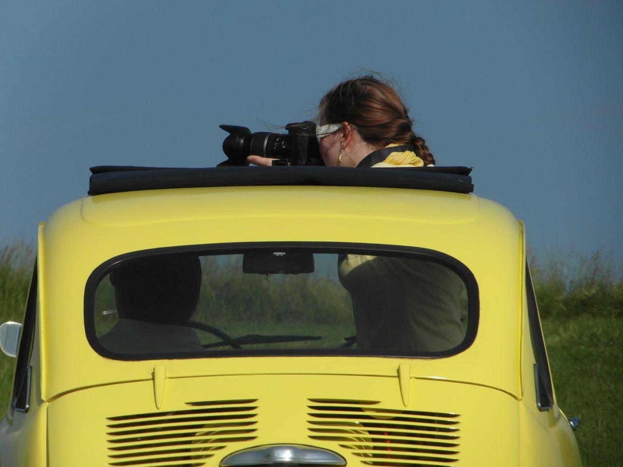"""Der rasende Fotojournalist"" – Danke Rosi"