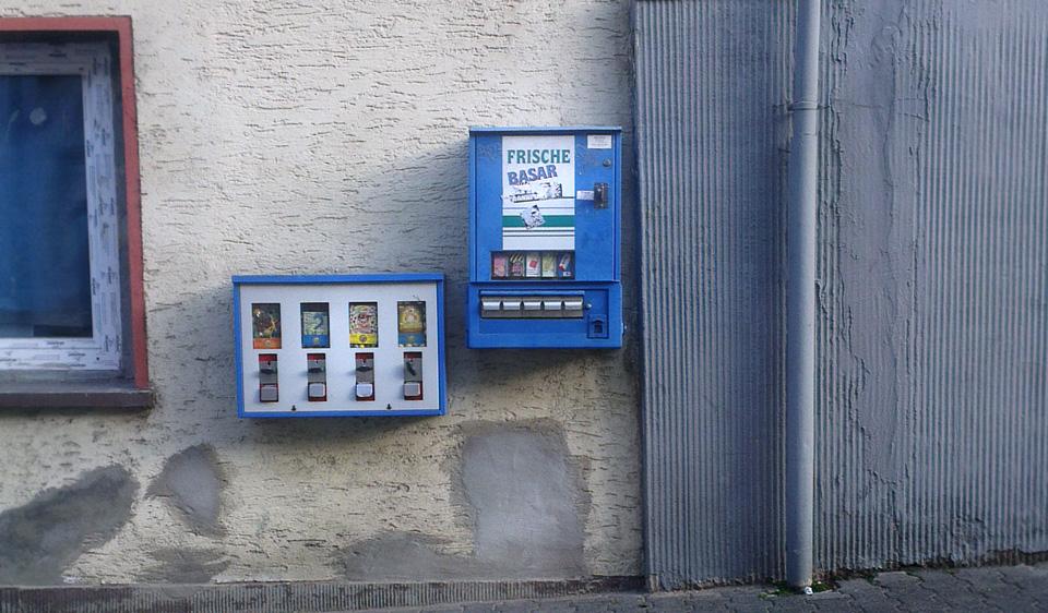 Zwei Blaue – Bad Camberg Würges
