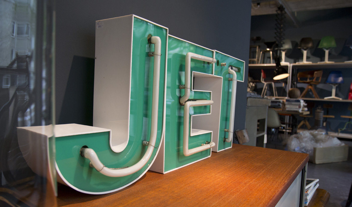 The best is jet to come… Neonlicht bei func.
