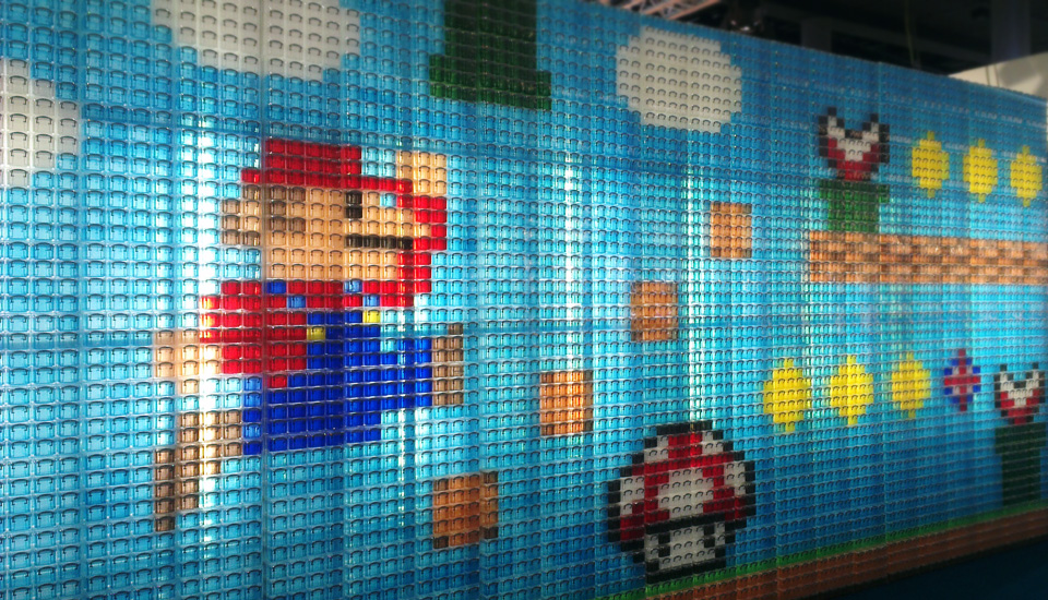 Very usefull boxes - denkt auch Super Mario!