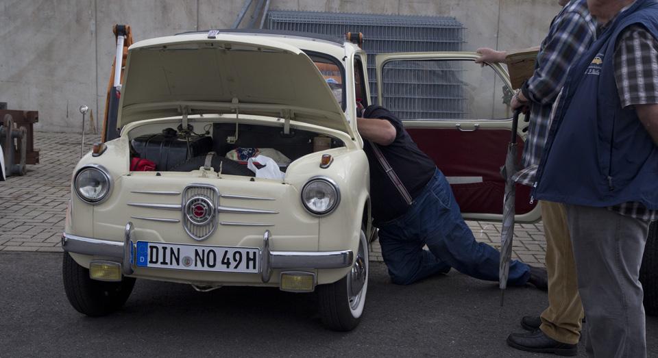 …so mancher Erwachsene Fiat Freund allerdings auch…