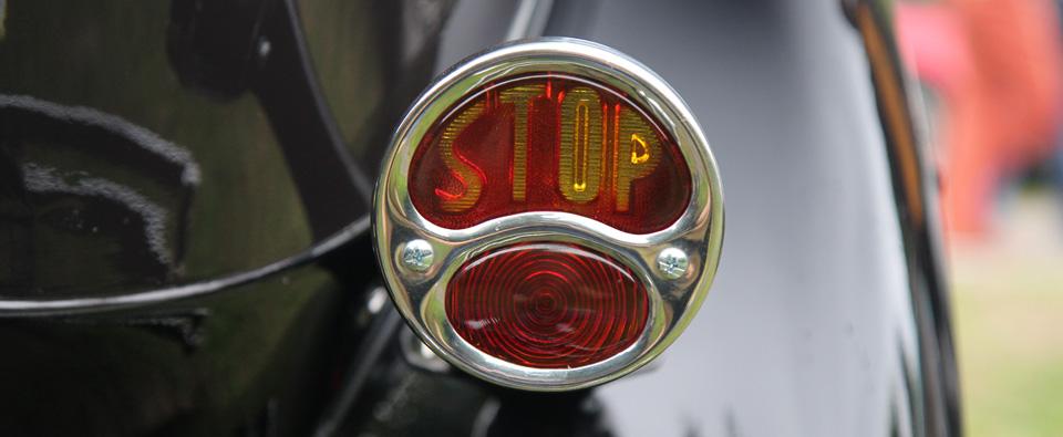 Klare Ansage: STOP!
