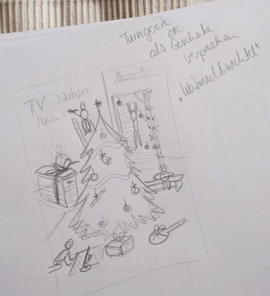 """Die grobe Skizze, die ich zur """"Freigabe"""" an unsere Jugendleiterin geschickt habe."""
