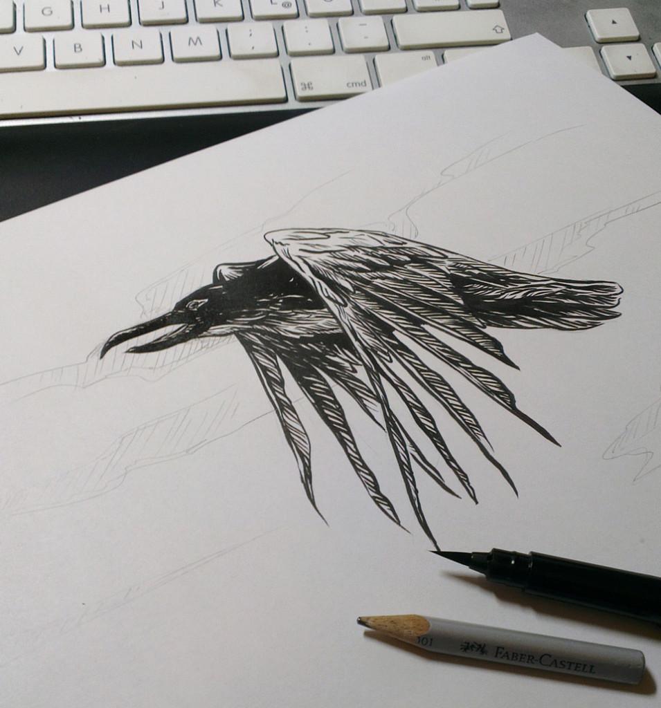 """""""Black Bird"""""""