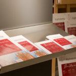 Britannia - das Akademie Aquarellpapier gibt es nun neben rau und matt, mit satinierter Oberfläche.