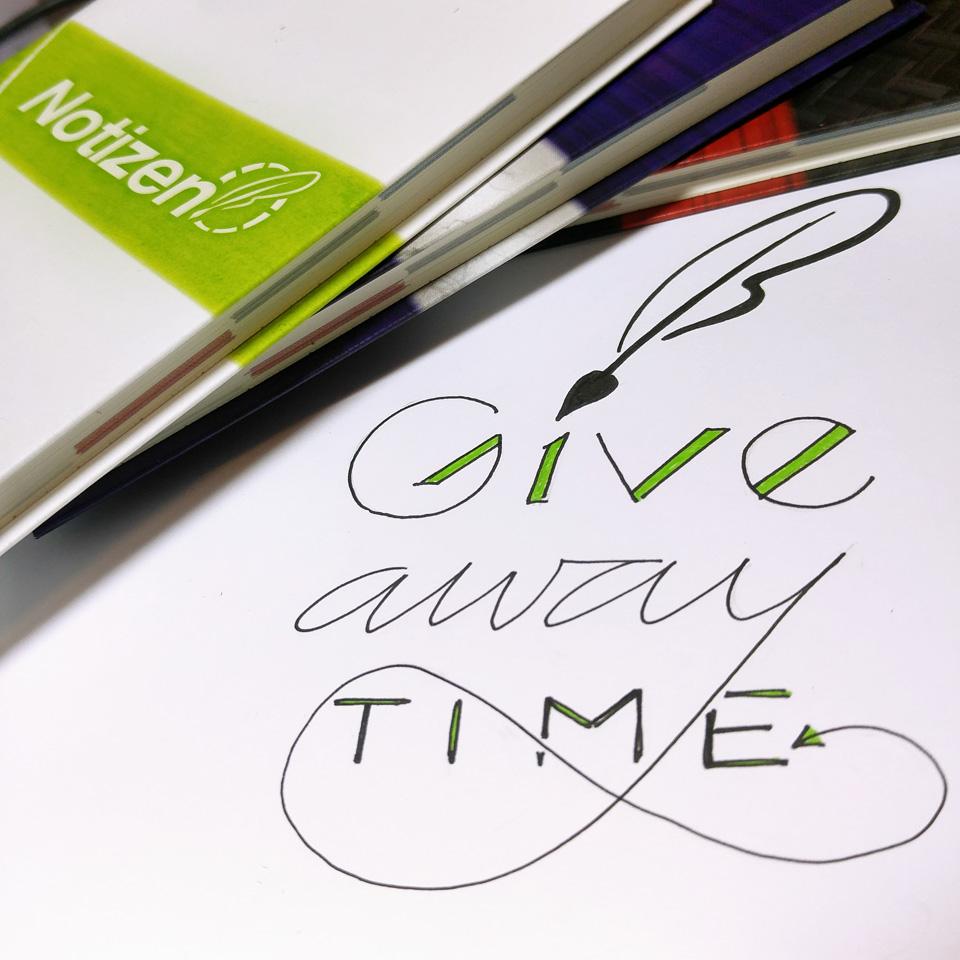 Zeit für ein kleines Give Away!