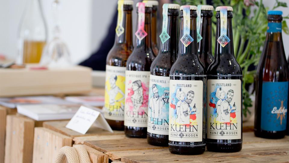 Bier aus Mainz: Kuehn Kunz Rosen