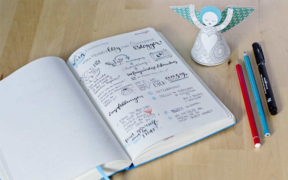 Lisa Tihanyi - MeinFeenstaub - Vom Hobbyblog zum Corporate Blogger