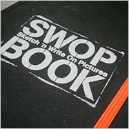 Swop Book – kein normales Notizbuch