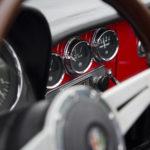 Alpha Romeo – Cockpit.