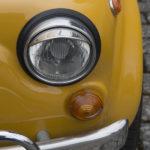 Klimperaugen beim Fiat 500.