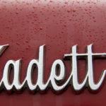 """Meine zweite Leidenschaft: Typographie – """"Kadett"""""""