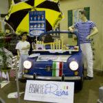 Eisdiele la Riviera – mit den Fiat 600 Freunden