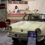 Über die Alpen zum Eis essen nach Italien mit dem BMW 770.