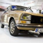 Ein wirklich goldiger Peugeot.