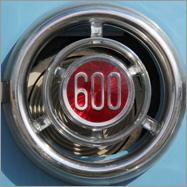 Wenn Fiat 600 Freunde reisen…