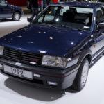 Übersicht sämtlicher Originalersatzteile hat man bei diesem Polo bei der Volkswagen Werksrestaurierung.