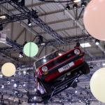 Für den Gugg-in-die Luft unter den Messebesuchern: Golf GTI von 1982.