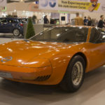 Sportlicher Traum: Design-Studie GT-W Genève.