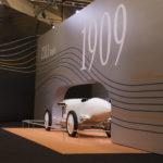 Der Blitzen-Benz – das erste Fahrzeug, welches die magische Grenze von 200 km/h durchbrach, 1909.