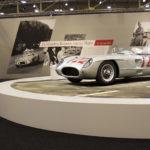 Der Sieger der Mille Miglia 1955 – der 300 SLR von Stirling Moss.
