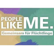 Weiter machen! #peoplelikeme