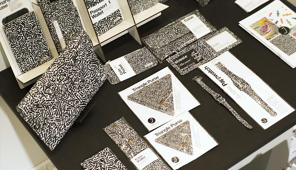 Neben der Paperwatch aus Tyvek gibt es eine ganze Palette von Produkten.