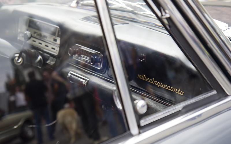 Fiat Millecinquecento.