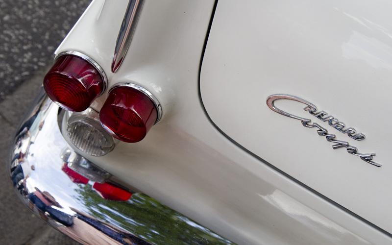 Opel Rekord P2 Coupé
