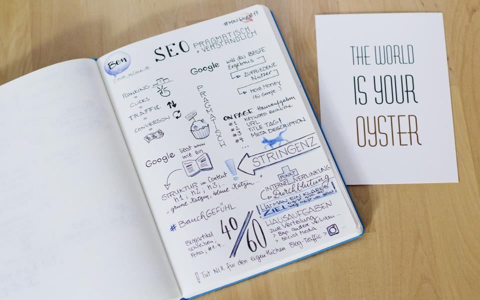 SEO: Google liest das Netz wie ein Buch.