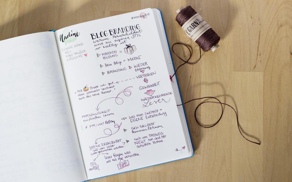 """""""Blogbranding - Warum ein eigener Stil so wichtig ist"""" Nadine von Dreierlei Liebelei"""