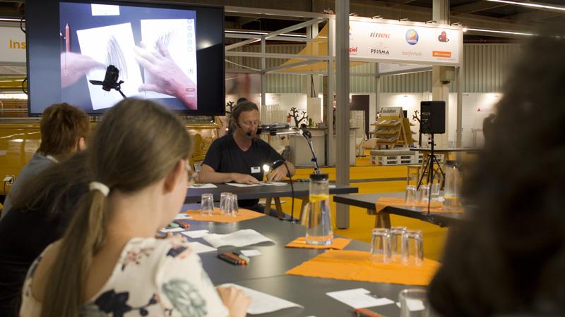Urban Sketching Workshop mit Jens Hübner für Faber-Castell.