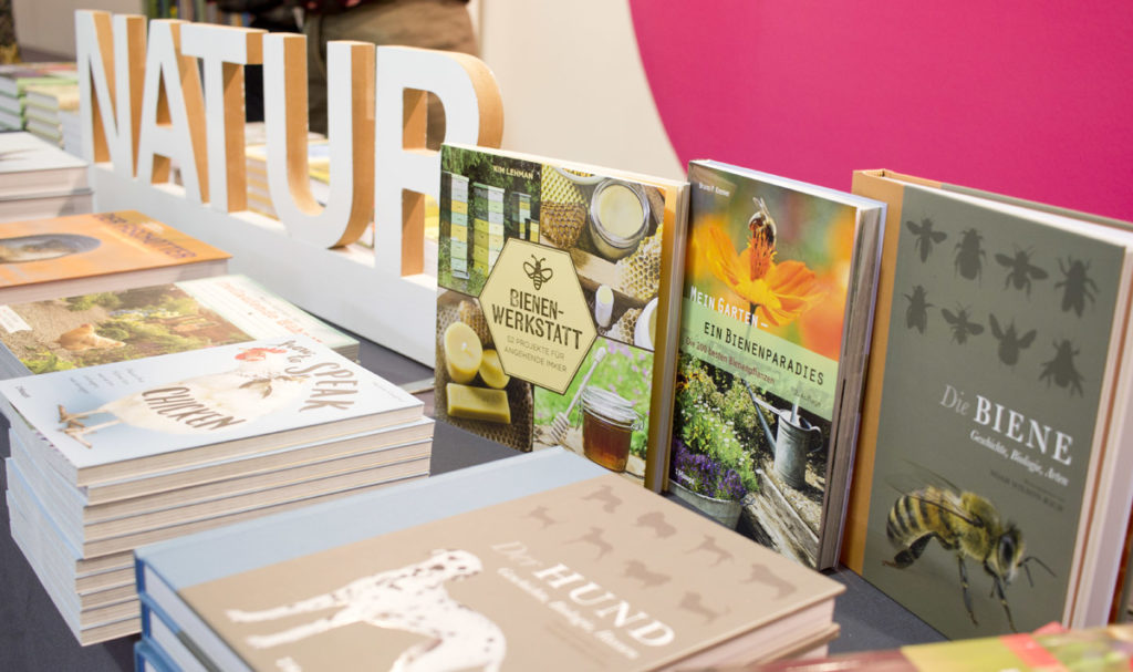 Neuerscheinungen im Bereich NATUR des Haupt Verlag.