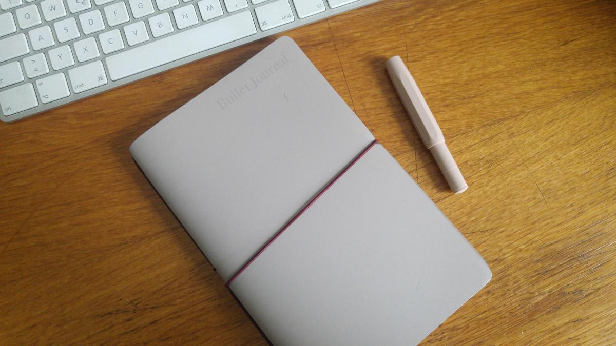 Das Bullet Journal by Modimo von Veloflex.