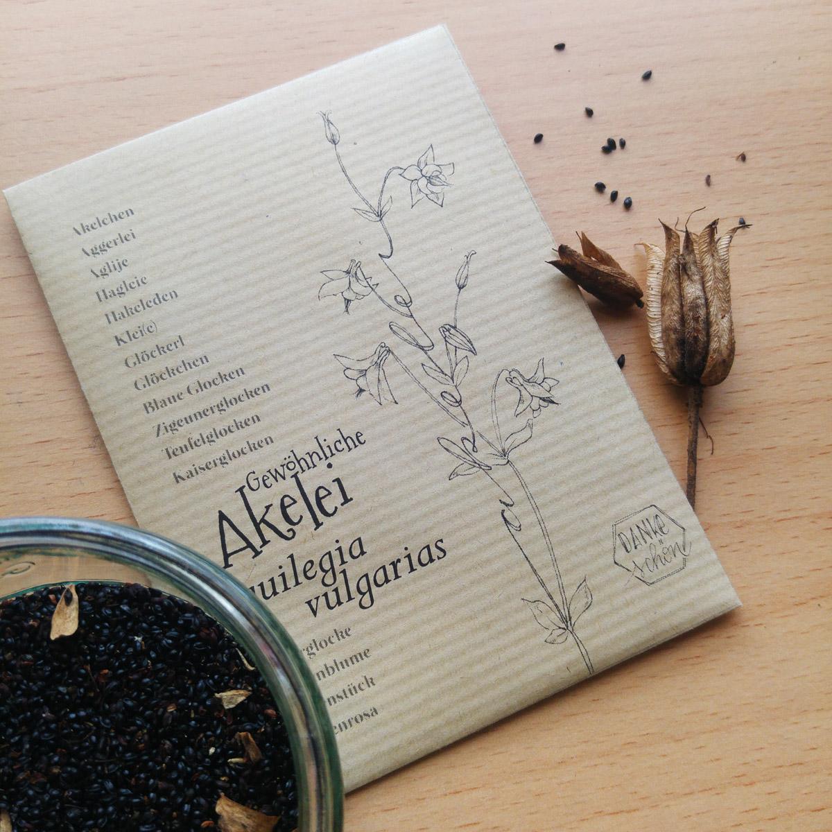 Akeleien haben viele Namen - die Pflanze gilt als giftig, allerdings nur wenn man sie verzehrt.