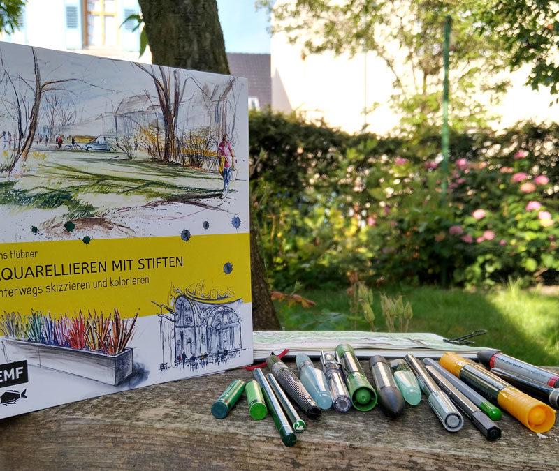 Urban Sketching – Vom schnellen Zeichnen unterwegs – Eine Buchvorstellung